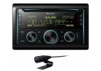 Pioneer FH-S720BT, autoradio CD doble DIN, Bluetooth, USB y Spotify