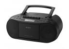 Radio Cassette Sony CF-DS70B negro
