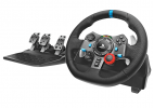 Volante Logitech G29 Driving Force para PS4/PS3/PC