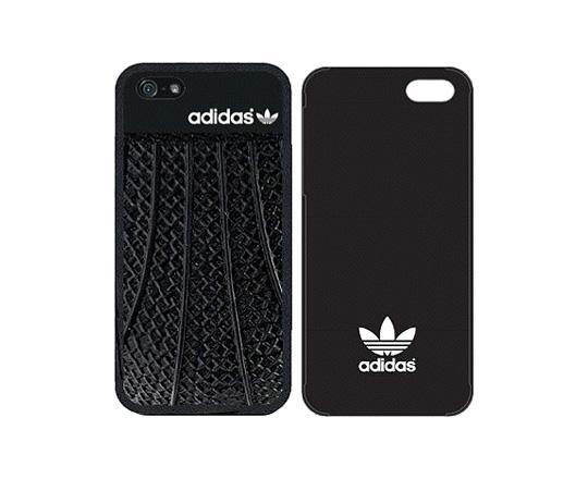 Funda iPhone 5 Adidas Original Apertura Vertical