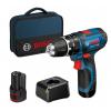 Pack atornillador percutor a bateria Bosch GSB 18V-15