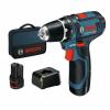 Pack atornillador a bateria Bosch GSR 18V-15