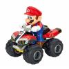 Coche radiocontrol Carrera NIntendo Mario Kart 8 a 2,4Ghz, te permite disfrutar de toda la diversión del videojuego en el mundo real