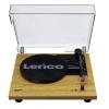 tocadiscos Lenco L-10 madera