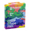 Pelicula instantanea Polaroid Color Film for I-type Camo Edition