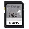 Tarjeta Sony SDXC E Series 128GB Clase 10 UHS-II U3 V30